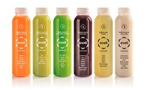 El plan détox 100% natural y saludable: Drink6 byNutrimedic
