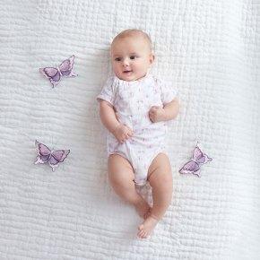 Nueva colección de ropita para bebé de aden + anais para esteverano