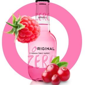 Original Berries Zero, la tónica más ligera ydelicada