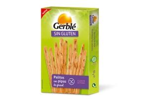 Gerblé, presenta sus novedades singluten
