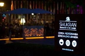 Disfruta las noches que quedan de verano en Shukran…¡nos encanta!
