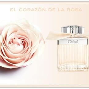 Chloé Fleur de Parfum, el corazón de larosa