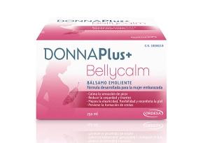 Donnaplus+ Bellycalm, doble acción para el cuidado de la piel en elembarazo