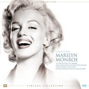 Marilyn Monroe, Cary Grant o Hitchcock vuelven como nunca antes los habías visto en 'Vintage Collection', el regalo perfecto para loscinéfilos.