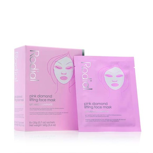 Pink Diamond Lifting Face Mask 90€/5ud