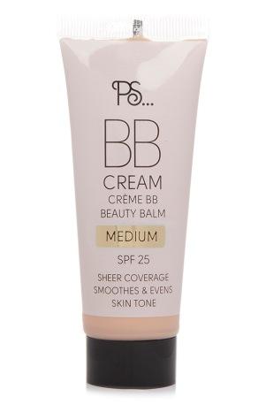 BB Cream SPF 25, tono medio 4€