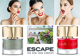 ESCAPE cuida tus uñas y el medio ambiente con Smith & Cult