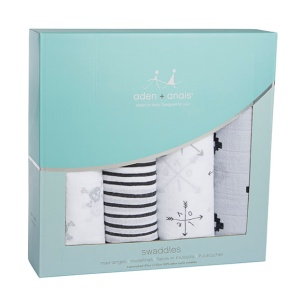 classic swaddle 4 pack love struck