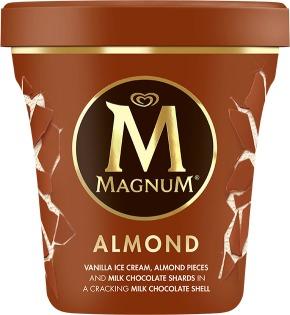 Magnum® lanza sus nuevas tarrinas cuidadosamente creadas pararomperse