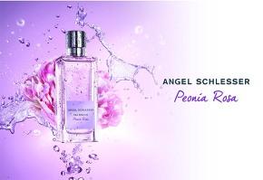 El nuevo frescor femenino tiene nombre: Angel Schlesser Eau Fraîche PeoniaRosa