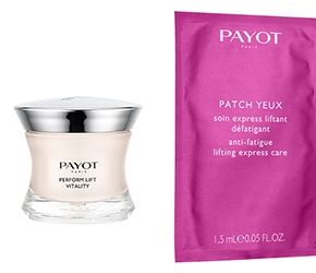 Perform Lift Vitality + Perform Lift Patch Yeux, fuente de belleza para pieles sinvitalidad