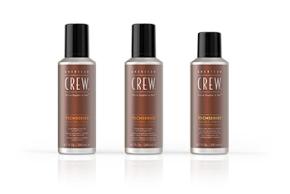 Tech Series: la nueva línea de productos para un styling masculino perfecto de AmericanCrew