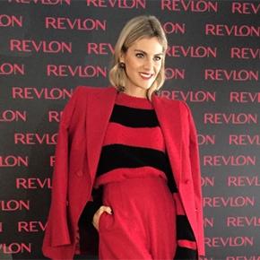 Revlon y Amaia Salamanca, presenta las últimas novedades de lamarca