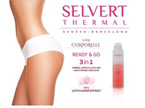 Nueva emulsión corporal en spray 3 efectos en 1 de SelvertThermal