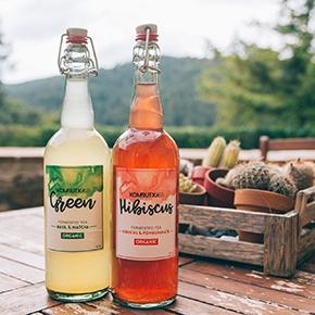 Kombutxa®, la bebida burbujeante más saludable para los que optan porcuidarse